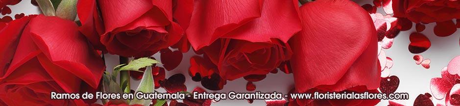 envio garantizado de ramos de flores en guatemala