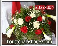 campanas decoradas con flores para bodas en guatemala