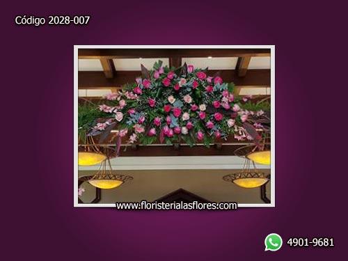 Arcos florales para fiestas en Guatemala