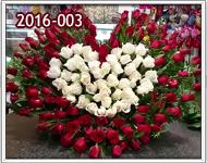 arreglos especiales con rosas en guatemala