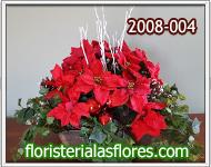 arreglos florales navideños en guatemala