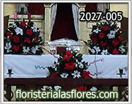 arreglos de flores para iglesias
