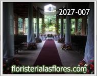 decoraciones con flores para iglesia