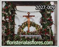 decoraciones florales para altares