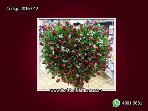 envió de corazones de rosas en Guatemala