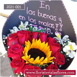 Envio De Ramos Con Rosas