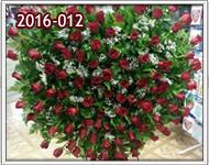 corazón de rosas en guatemala