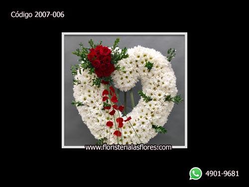 Flores a Funerales para dar despedir a ser querido