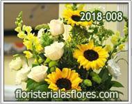 floristeria en guatemala girasoles
