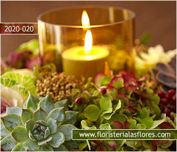 Floristeria ubicada en Guatemala para Centros de Mesa