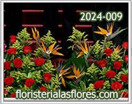 decoraciones en guatemala con jardineras florales