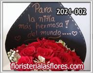 ramos de rosas rojas para novia