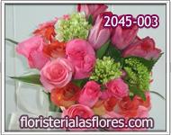 ramos de tulipanes para 15 años