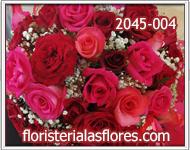 ramos para quince anos con rosas