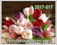 Arreglos con tulipanes para enviar a esposa