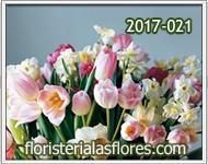 Arreglos grandes de tulipanes para alguien especial